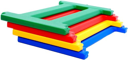 TikkTokk Nanny Panel Playpen Extension Pack (multi-Coloured)