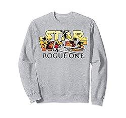 Star Wars Rogue One U-Wing Logo Sweatshirt