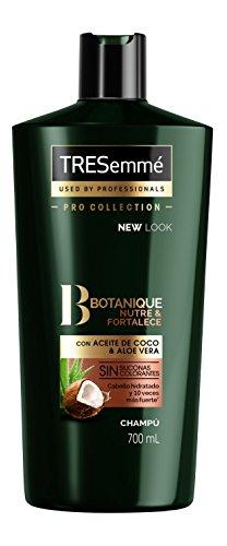 TRESemmé Champú Botanique Coco - Paquete de 3 x 700 ml - Total: 2100 ml
