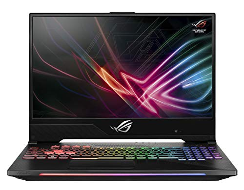 Asus ROG Strix SCARII GL504GM-ES155T 15.6-inch Laptop (8th Gen Intel Core i7-8750H Processor 2.2 GHz/16GB/1TB/Windows 10/GDDR5 6GB Graphics), Scar Gunmatel