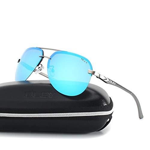 TIANZly Aluminium Magnesium Polarisierte Sonnenbrille Männer Fahrer Spiegel Sonnenbrille Männlich Angeln Weiblich Brillen Für Männer