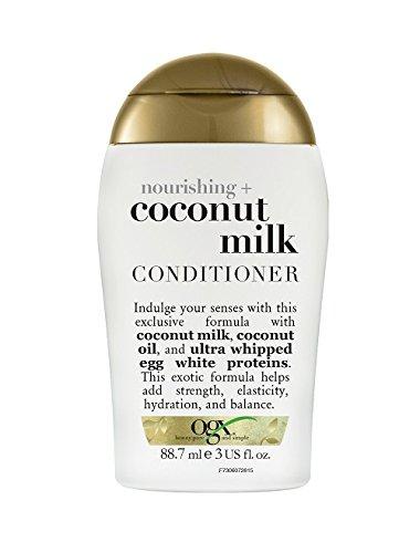 OGX Acondicionador nutritivo + leche coco 88.7 ml