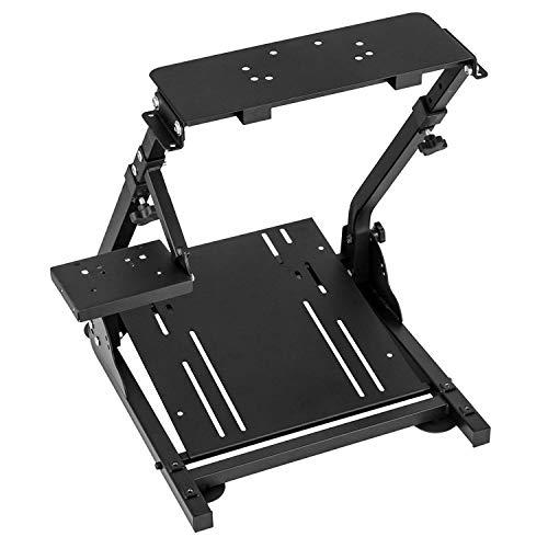 BDFA Racing Simulator T500RS Pedal Plate Twin Spar per Logitech G29 / G920 / G25 / G27 Racing Wheel