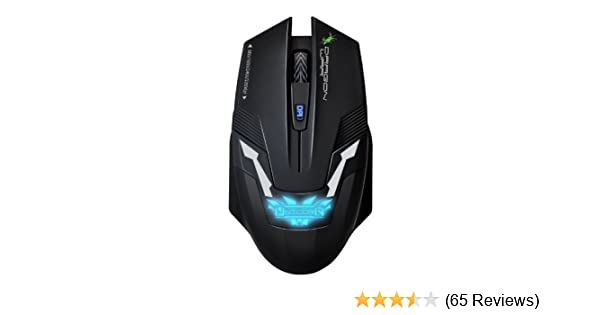 6ccc11771ee Amazon.in: Buy DragonWar PC ELE-G8 Unicorn Bluetrack Gaming Mouse with Marco  Function Online at Low Prices in India | Dragonwar Reviews & Ratings