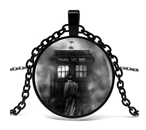Kostüm Arzt Welcher - GUHUA Ärzte, die Glas Anhänger Halskette handgemachte Mode Halskette weibliche Geschenke