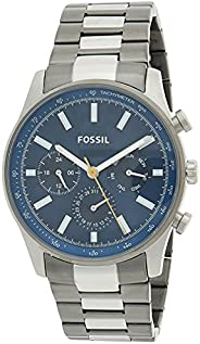 FOSSIL MENS SULLIVAN STAINLESS STEEL WATCH - BQ2458