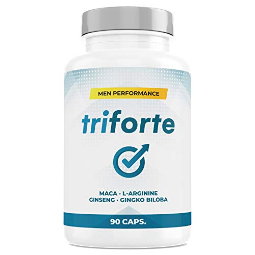 TRIFORTE Men Performance | Testosterona