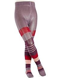 FALKE Mädchen Strumpfhose Irregular Stripe