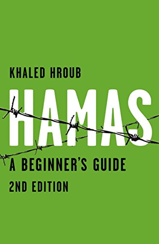Hamas: A Beginner's Guide (English Edition) por Khaled Hroub
