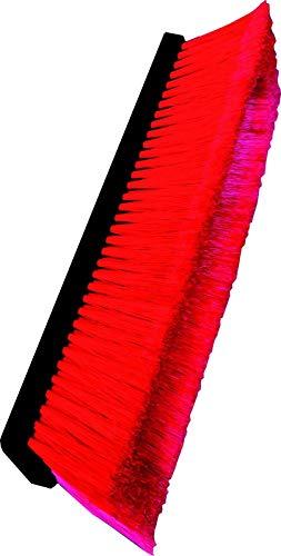 LEWI QLEEN 71007 Solarbürste 40 cm rot Bürste Waschbürste zur Solarreinigung