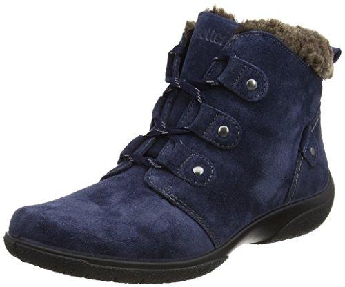 Hotter Women Ruby Desert Boots, Blue (Rich Navy), 5 UK 38 EU