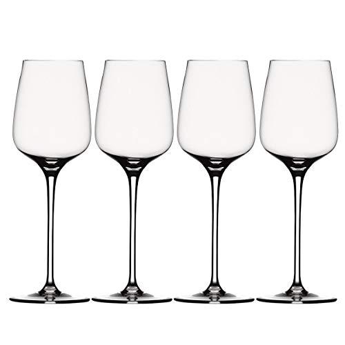 SPIEGELAU & Nachtmann Willsberger Anniversary Verres Verres de vin blanc 4 x 365 ml transparent