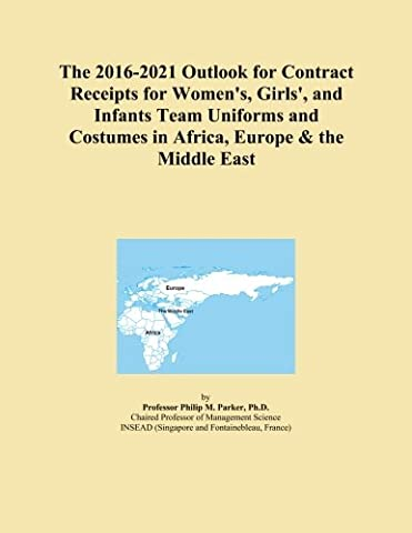 The 2016-2021 Outlook for Contract Receipts for Women's, Girls', and Infants Team Uniforms and Costumes in Africa, Europe & the Middle