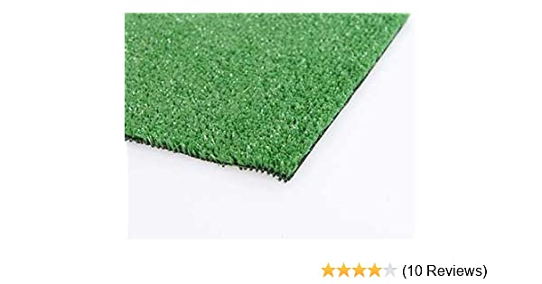 Cheap Natural /& Realistic Looking Astro Garden Lawn 2m x 1m| 6mm Pile Height Preston Artificial Grass High Density Fake Turf 6ft 7in x 3ft 3in