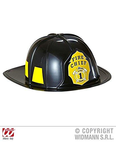 FEUERWEHR HELM - CHIEF - 59 cm, Feuerwehrmann Feuerwehrmaenner US Fire Chef