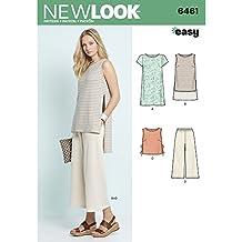 New Look 6461 – Cartamodello per vestito 9917a61b89c7