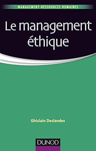Le management éthique