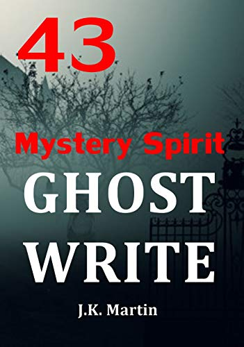 Ghost Writer: Mystery Spirit (years1 Book 43) (English Edition ...
