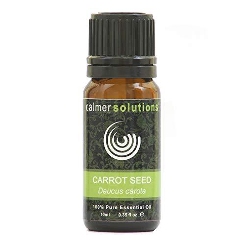 Semilla De La Zanahoria 100% Aceite Esencial Puro Aromaterapia 10ml