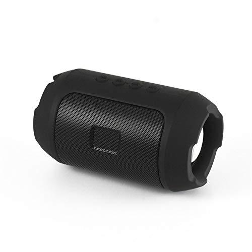 Altoparlante Bluetooth Mini Altoparlante Bluetooth Altoparlante Bluetooth esterno Scheda di ricezione AudioFerro nero
