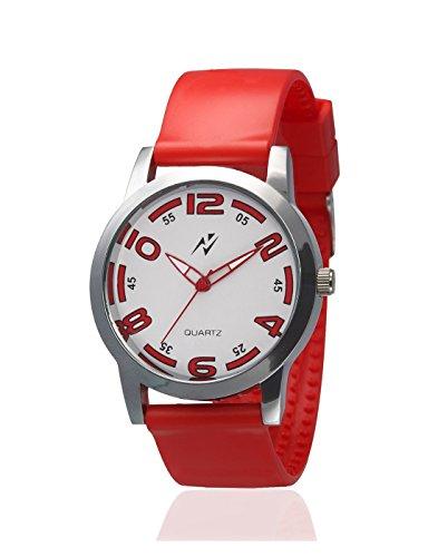 Yepme Analog Red Dial Men's Watch - YPMWATCH1586 image