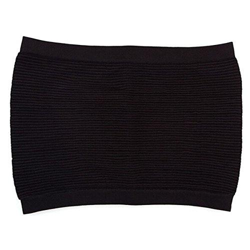 Bluelover Black Men Taille Körper Former Bauch Abnehmen Gürtel Unterwäsche-M