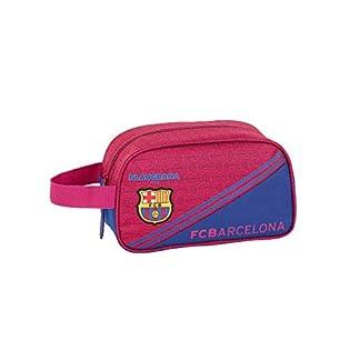 FC Barcelona Corporativa Oficial Mochila Escolar Infantil Mediano con Asa 260x120x150mm