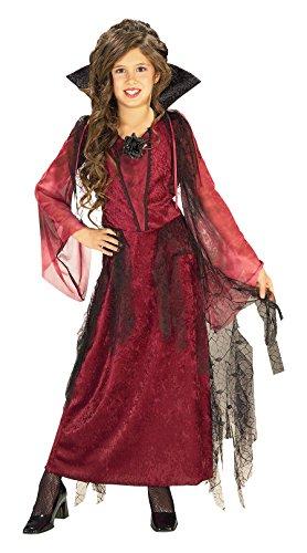 Rubie's 2 882337 M - Gothic Vampiress Kostüm, Gröߟe M (Rubies Halloween Gothic Kostüm)