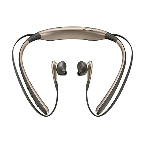 Samsung-Level-U-Bluetooth-Stereo-Headset-Flexible-Joint-With-Neckband-Gold