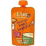 Cuisine Mangue Bébé De Petit Déj 'Ella De L'Étape 1 À Partir De 6 Mois 100G