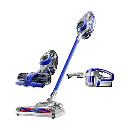 LLZXCQ Aspirapolvere/Wireless/Vuoto/Domestico/Domestico/Portatile/Ricaricabile/Mini/Mini/Potente/Ad Alta Potenza/Iper Muto/Consumabile, Blu