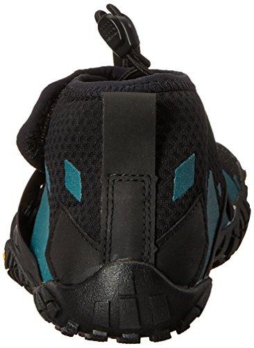 Vibram FiveFingers Damen Spyridon Mr Elite Outdoor Fitnessschuhe Mehrfarbig (Black/blue)