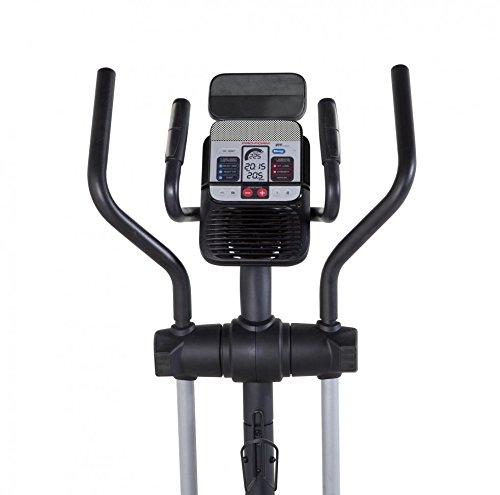 Proform 450 LE V?lo elliptique pliable, compatible Bluetooth Appli iFit Cardio (abonnement en option)