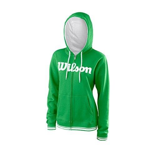 Wilson 2018 - Sweat-shirt - Femme Vert