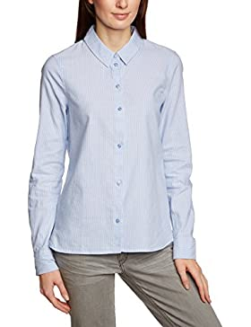 VERO MODA Damen Regular Fit Bluse 10132045