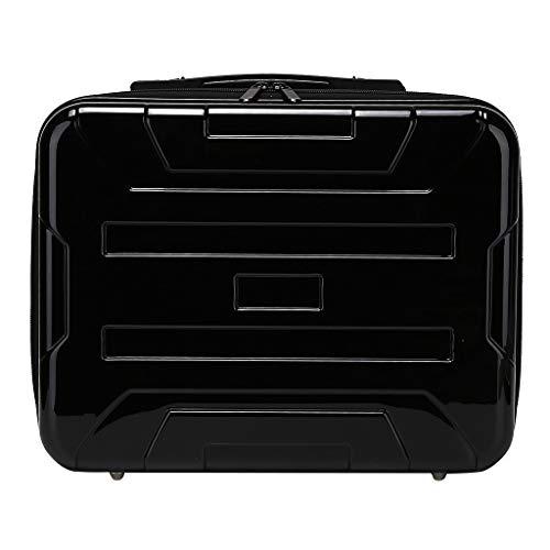 Yagii Platz Vertikales Muster Wasserdicht Stoßfest Kompressionsdruck Harte Schale Wasserdicht Koffer Drohne Zubehör Aufbewahrungsbox (Drohne Aufbewahrungsbox)
