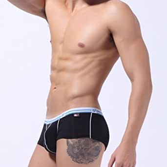 Comfy Men's Ice Silk Broadside Underwear Boxers