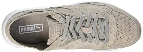 Puma Ftrack R698 Soft Pack, Baskets Basses Mixte Adulte Gris (Drizzle/Silver/White)