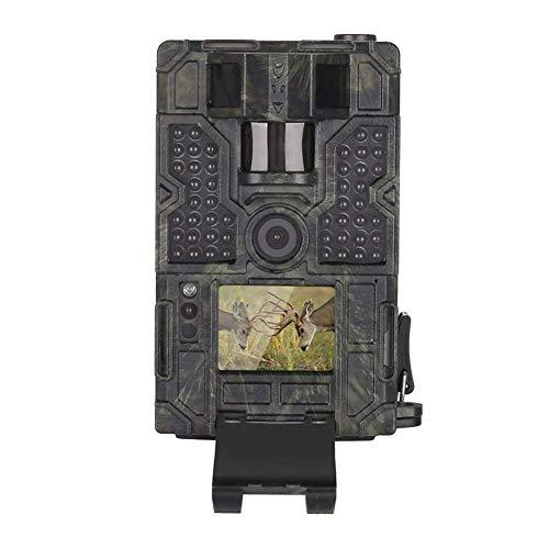SuRose Jagd-Kamera, 16MP 1080P volles HD-Wildlife Scouting-Jagd-Kamera mit bewegungsaktivierter Nachtsicht, 120 Grad-Weitwinkelobjektiv, 48 IR-LEDs, wasserdicht IP56