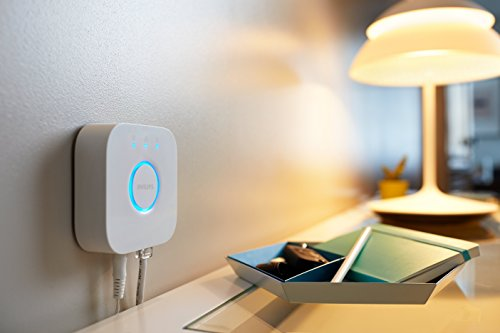 Philips Hue Bridge Raumabiente