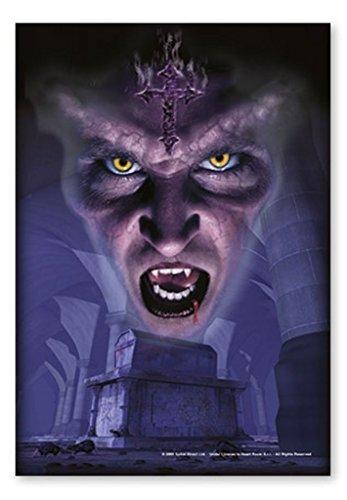 Spiral Bandiera vampiri - Bandiera - Bandiera Poster Tessuto