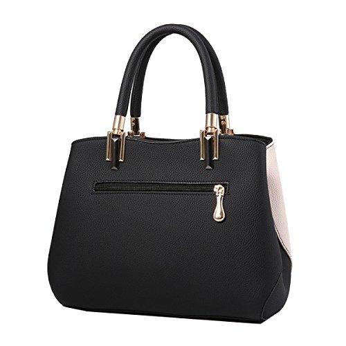 Yy.f Neue Metall-Frauen Taschen Mode Trend Frau Tragbar Kurierbeutel Shell-Beutel Multicolor D