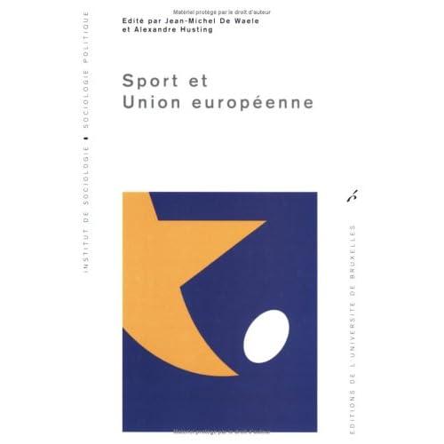 Sport et Union européenne