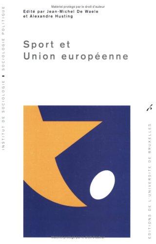 Sport et Union européenne par Collectif