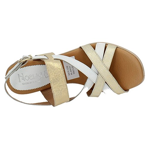 NOELIA Donna sandali Bianco