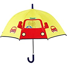 es Amazon Paraguas Amarillo Mujer Transparente w8xvdPxY