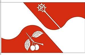 Anwesenheitsbanner Mönkhagen - 40 x 250cm - Flagge und Banner