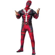 Deadpool Herrenkostüm XL