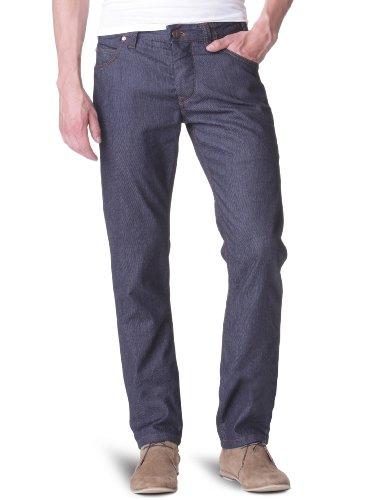 Freeman T.Porter Herren Jeans, Uni Blau - Former