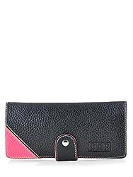 Daphne Womens Wallet (Black) (XW15-0004BK)